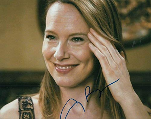 AMY RYAN signed (BIRDMAN or THE UNEXPECTED VIRTUE OF IGNORANCE) 8X10 W/COA (Birdman Or The Unexpected Virtue Of Ignorance)