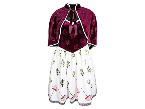 Disney Parks Haunted Mansion Tightrope Girl Two-Piece Dress