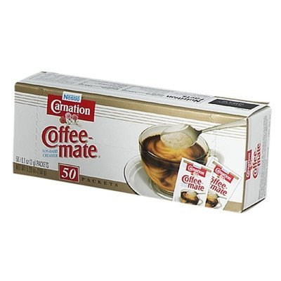 Original Powdered Creamer, 50/Box [Set of (Best Coffee-mate Coffee Grinders)