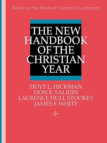 Books : The New Handbook of the Christian Year: Based on the Revised Common Lectionary