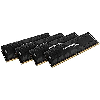 Amazon.com: HyperX Kingston Technology Fury Black 64 GB Kit ...