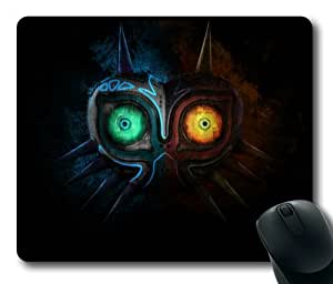 Video Game The Legend Of Zelda Majora's Mask004 Rectangle Mouse Pad by eeMuse