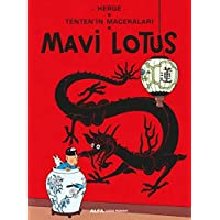 Tenten'in Maceraları 5 - Mavi Lotus