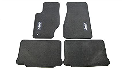 Amazon Com 2005 2006 2007 Jeep Grand Cherokee Carpeted Medium Slate