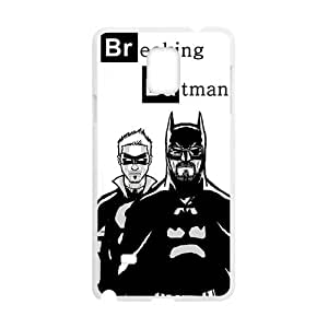 Breaking batman Cell Phone Case for Samsung Galaxy Note4