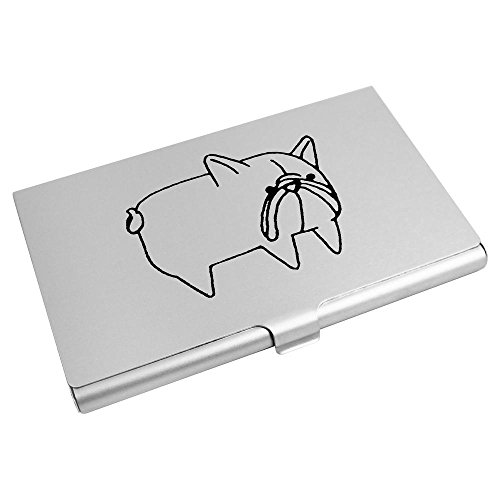 Dog' Wallet Card Holder CH00015686 Business Azeeda 'Cute Credit Card HTwqBB