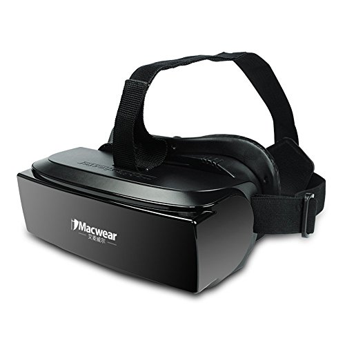3D Head-Mounted VR Glasses,iMacwear V1 Virglass 3D VR Glasses Virtual Reality Full View Headset For 3D Game Video Private Theater 3D Movies¡