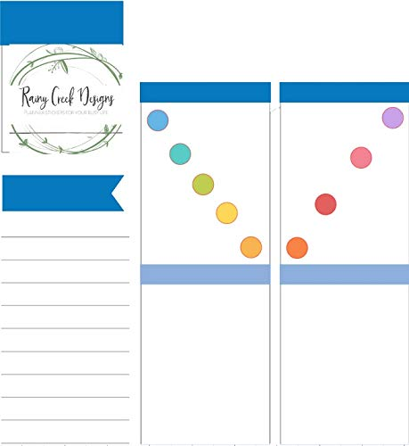Mini Dot Planner Stickers for All Planner Types # 083