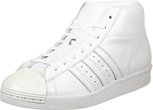 Baskets Adidas Superstar Promodel Blanc