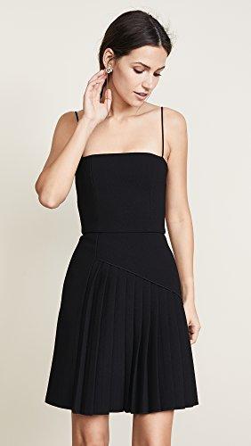 Black Pleat Coil Lee Dion Dress Women's x8aXnW