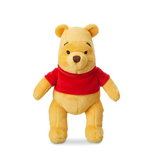 Disney Winnie The Pooh Plush - Mini Bean Bag Multi from Disney