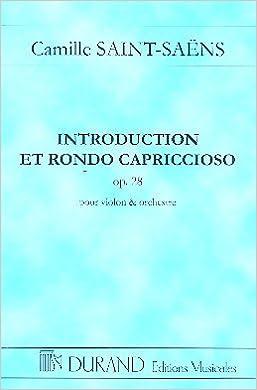 Intro-Rondo Op28 Poche epub pdf