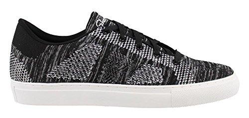 Skechers Kvinnor, Vaso De Moda Snörning Sneakers Svart