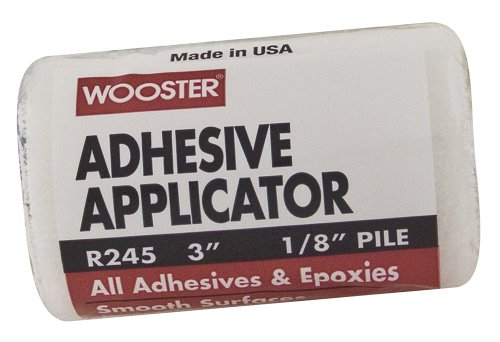 """New Tiz  Roller Cover Twin Packs wooster Brush R7307 7/"""" Nap 1//8/"""" Smooth"""