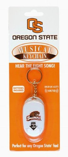State Musical Keychain - 5