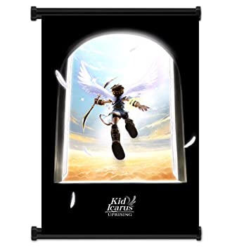 Kid Icarus Uprising Game Fabric Wall Scroll Poster 32quotx42quot Inches