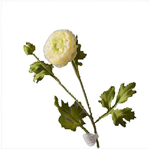 JT- Falsificacion Flor Inicio Accesorios Simulacion Flor de la decoracion de plantacion raiz del Loto de la Sala Mesa de Comedor Mesa