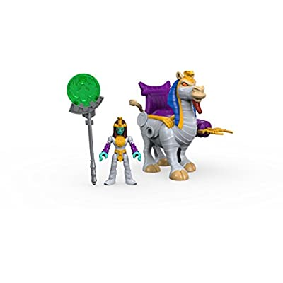 Fisher-Price Imaginext Serpent Queen & Camel: Toys & Games