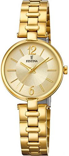 Festina Mademoiselle F20313/1 Wristwatch for women Design Highlight