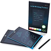 8.5 inches Writing Tablet, Mini Electronic Smart LCD Writing Tablet Digital Writing Tablet Drawing Tablet Handwriting Pads Ultra-Thin Board Great Gifts for Kids