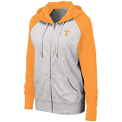 Womens Tennessee Volunteers Trento Full Zip Hoodie - S