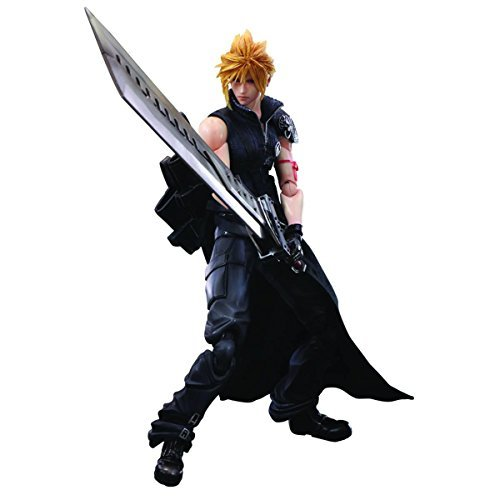 Square Enix Final Fantasy: Advent Children: Cloud Strife Play Arts Kai Action ()