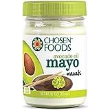 Chosen Foods Mayo Avocado Oil Wasabi, 12 oz