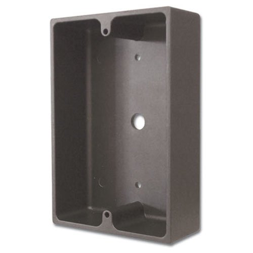 Channel Vision Surface-Mount Box for DP-Series Intercom Door Speaker - DP-9002 Channel Vision Intercom