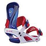 Ride Mens KX Snowboard Bindings 2015 (Freedom, L)