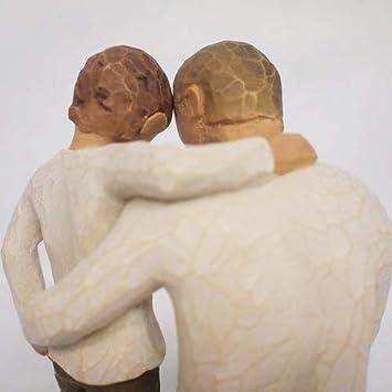 Willow Tree Brothers Figurine