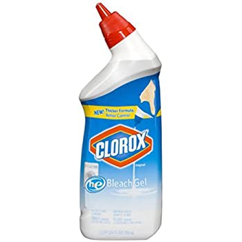 how to make bleach gel