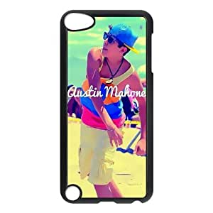 Fayruz- Austin Mahone Case for iPod Touch 5, 5th Generation Cases, Hardshell Snap-On Plastic iPod Cover W-P5d242
