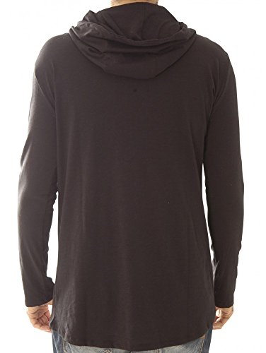Kultivate Shirts Langarmshirts Ls Conor - Black Usp 1601040600-100