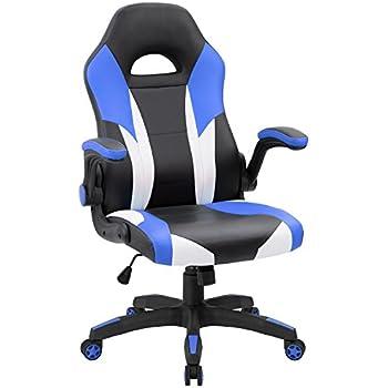 Amazon Com Homall Gaming Chair Racing Chair Ergonomic