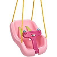 Little Tikes 2-in-1 Secure Swing