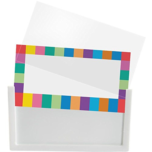 Clip On Label Holders 12 pack
