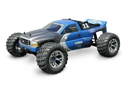 Nitro Truck Bodies - Ford F-350 Truck Body Nitro MT/Rush 7174