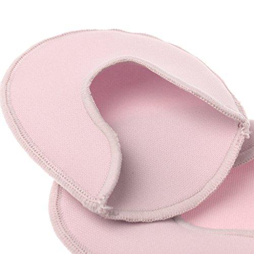 Puntali toe Tappi Magideal Balletto Maglia A 1 Il Per Paio Protezione Di Gel fw8rwtq0n