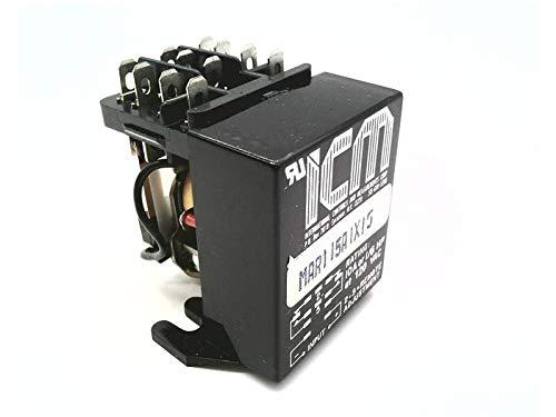 - ICM MAR115A1X15 TIME DELAY Relay, 10AMP, 1/6HP, 120VAC