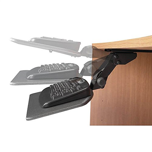Articulating Keyboard Shelf ()