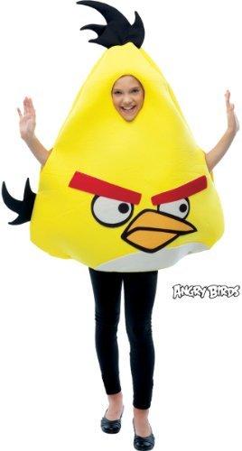 Angry Birds Yellow Bird Costume