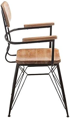 Paris Prix Chaise Design Métal & Bois ina 90cm Naturel
