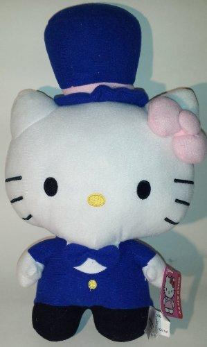 - Hello Kitty Large 12 Ringleader Blue Big Top Circus Plush Doll
