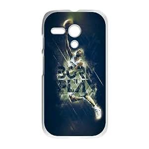Tony Parker HILDA8108715 Phone Back Case Customized Art Print Design Hard Shell Protection Motorola G
