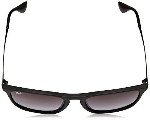 Black Schwarz Sonnenbrille Ban CHRIS RB Ray 4187 H1OwSf