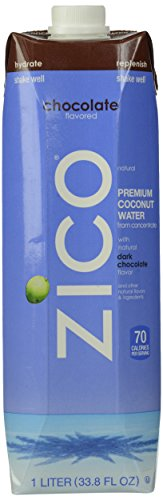 Zico Coconut Water Chocolate 33 8