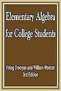 Harold Jacobs' Elementary Algebra