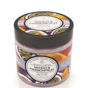 Tropical Fruits Mango & Passionfruit Sugar Scrub 550g