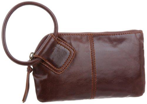 Hobo  Sable VI-35036MOC Wristlet,Mocha,One Size, Bags Central