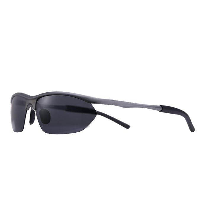 gafas de sol de aluminio-magnesio/gafas de sol de los hombres ...